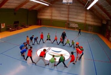 Sport Vacances Février 2020 – Les jeunes sportifs des Pieux en nombre pendant les vacances