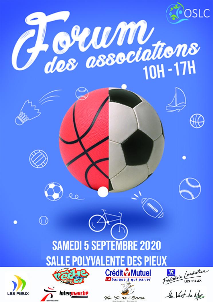 Forum des Associations – 5 septembre 2020