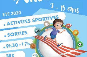 Eté Jeunes – 6 juillet au 28 août 2020