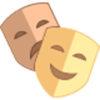 icons8-masque-de-théâtre-80 copie