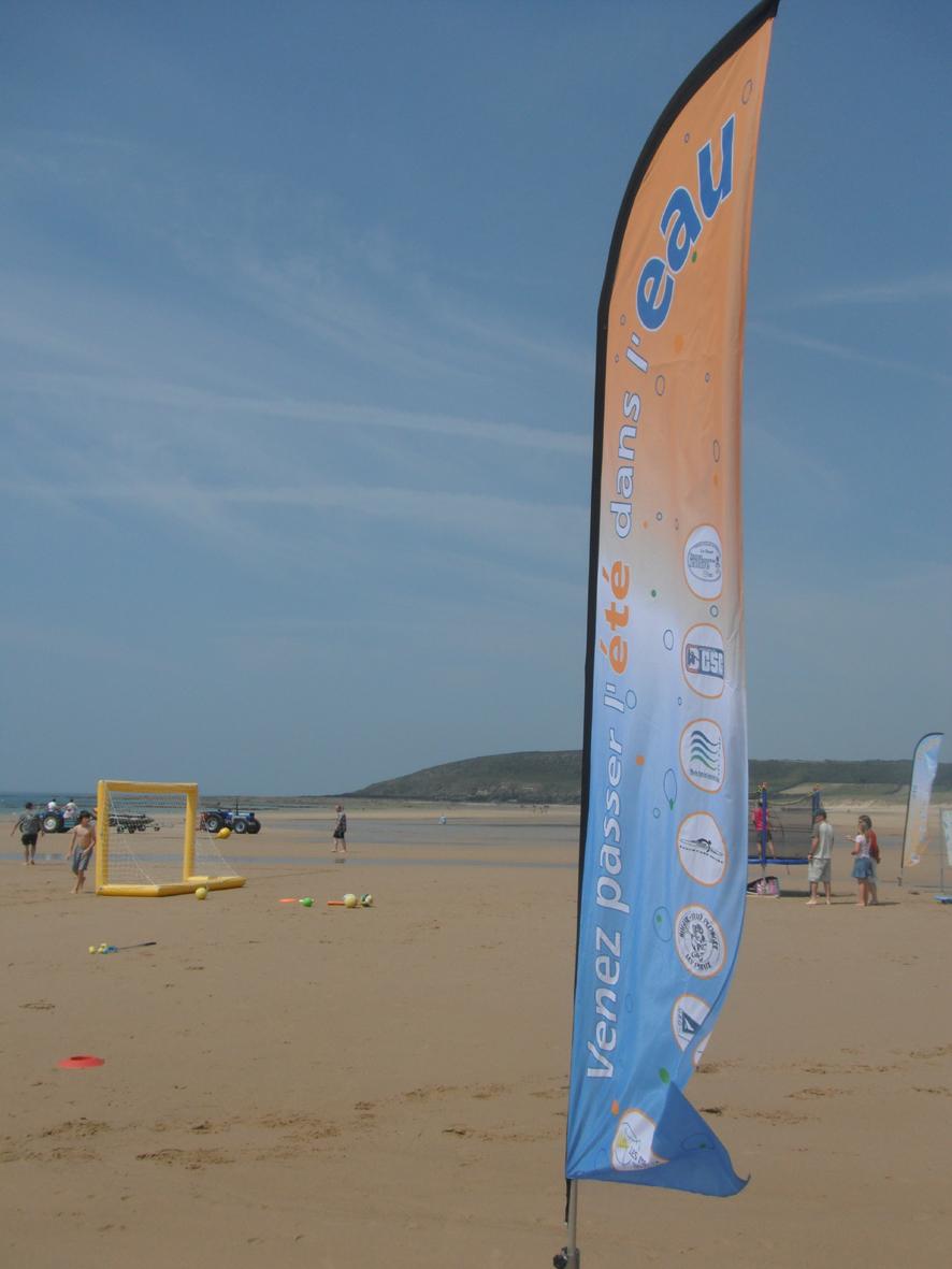 Sportez-vous bien, sportez-vous plage! – 7 juillet au 21 août 2020