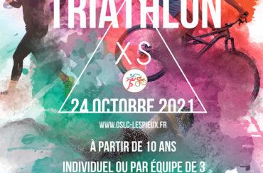 15ème Triathlon XS des Pieux 2021 : les inscriptions sont ouvertes