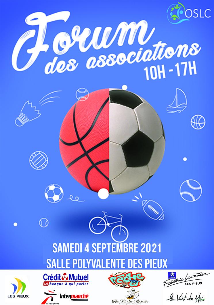 Forum des Associations – 4 septembre 2021
